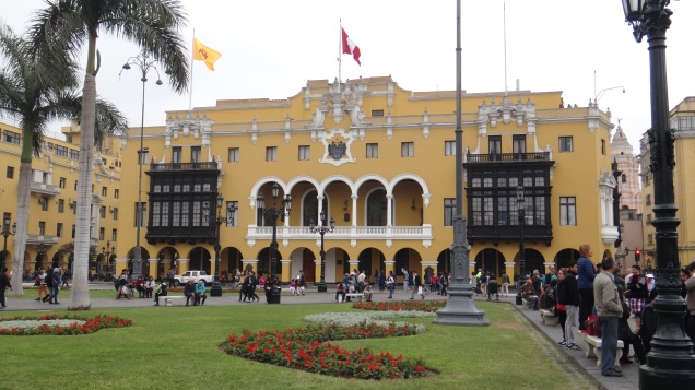 209 2º dia Plaza Mayor Palacio Municipal