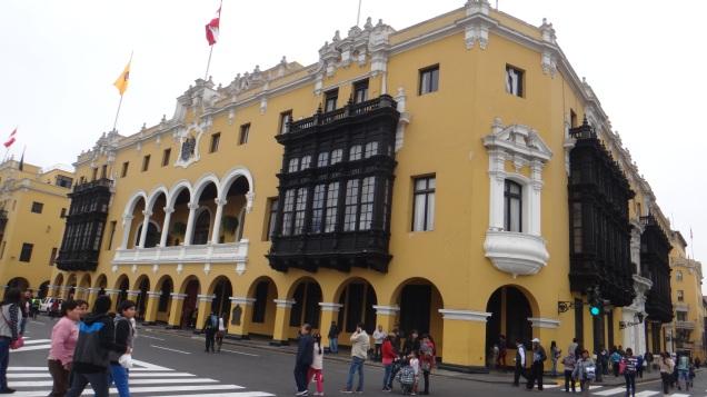 211 2º dia Plaza Mayor Palacio Municipal