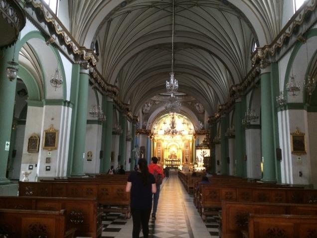 237 2º dia Convento de Santo Domingo