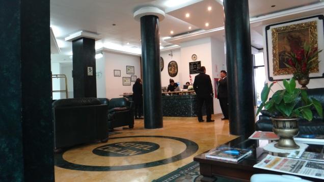 492 10ºdia Hotel Colón Miraflores