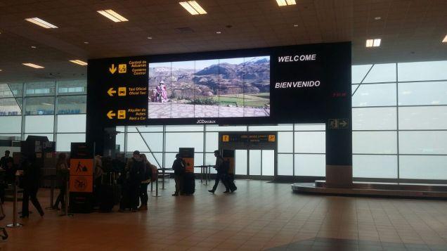 6 Aeroporto Lima