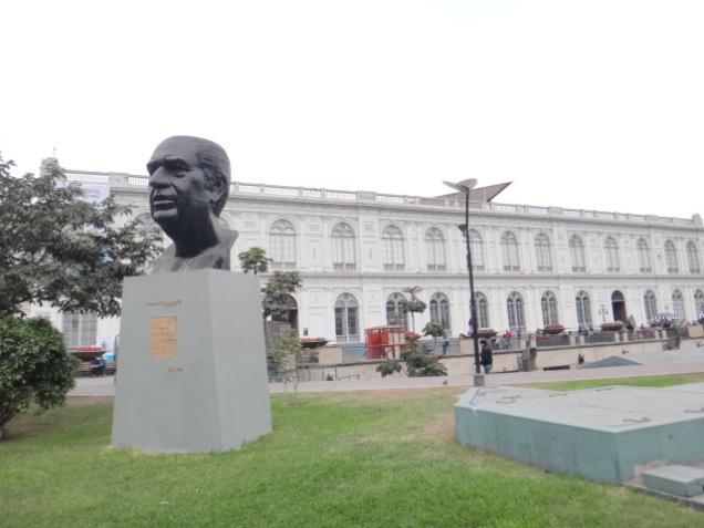 313 2º dia Parque de La Exposición - Museu de Arte de Lima