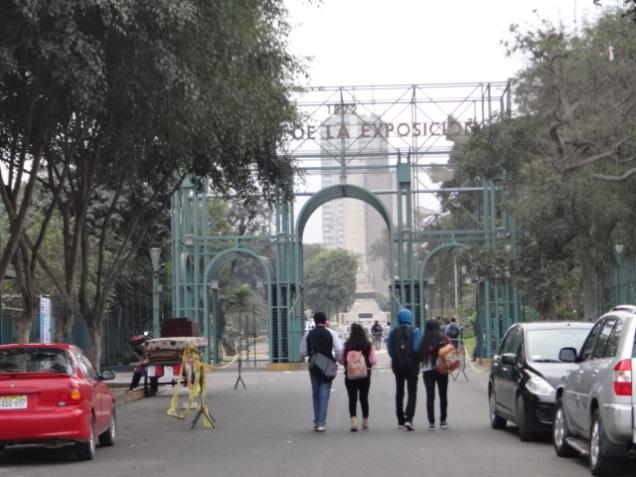321º dia Parque de La Exposición
