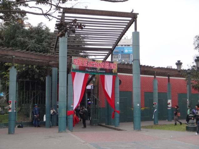 324 2º dia Parque de La Exposición - Feira de Artesanos